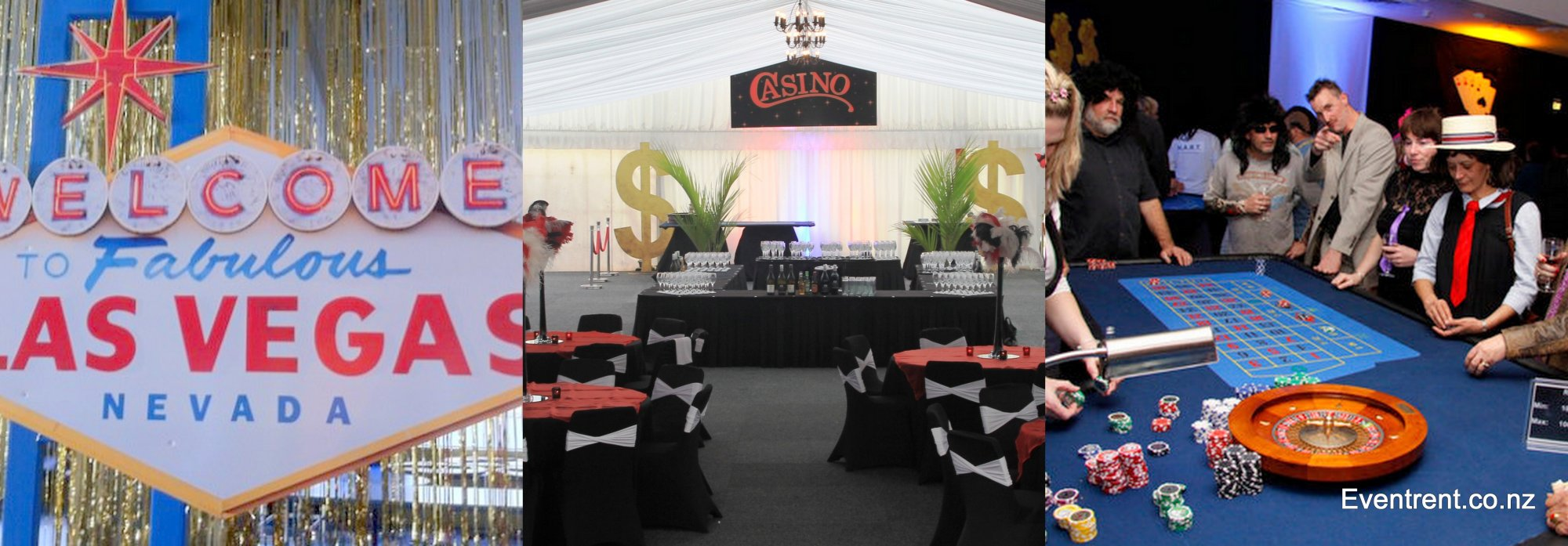 Event Theming - Casino