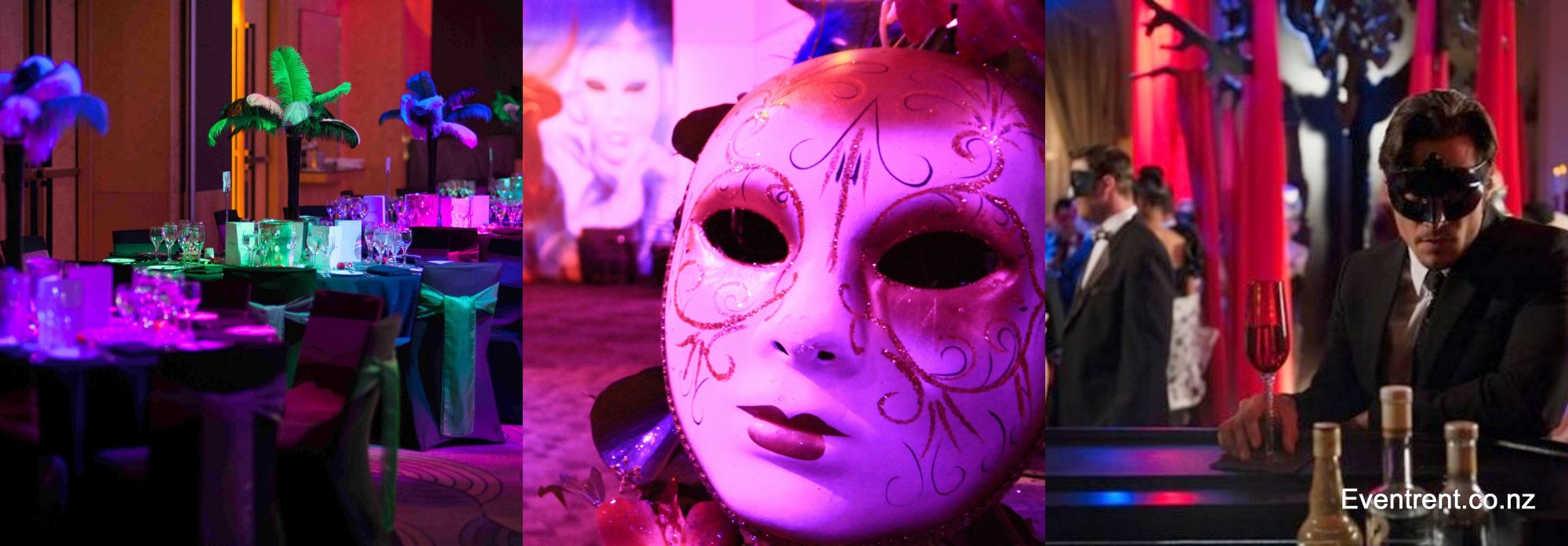 Masquerade Ball - Themed Event