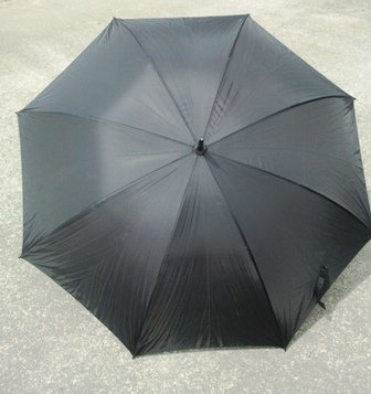 Umbrella, golf black