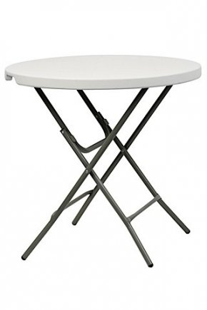 Table, round folding 61cm