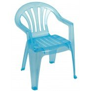 Chair, blue child