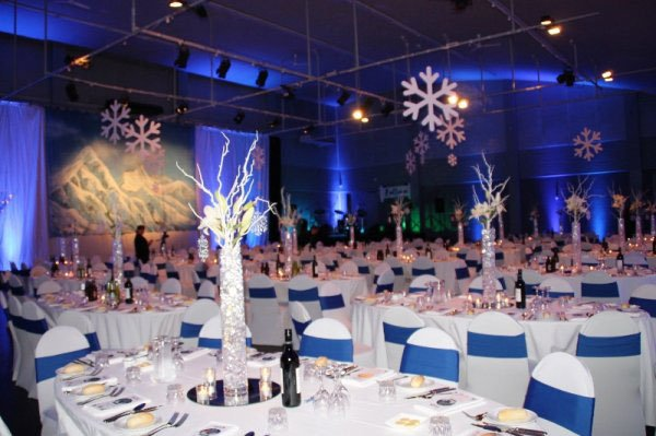 Eventrent Winter Wonderland Gala Dinner