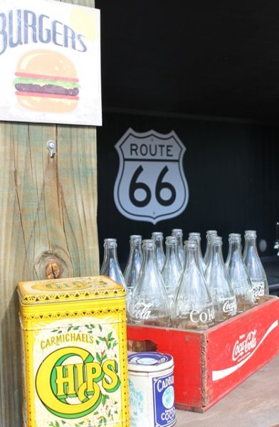 Route 66 sign - Large