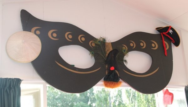 Mask, Masquerade - Large