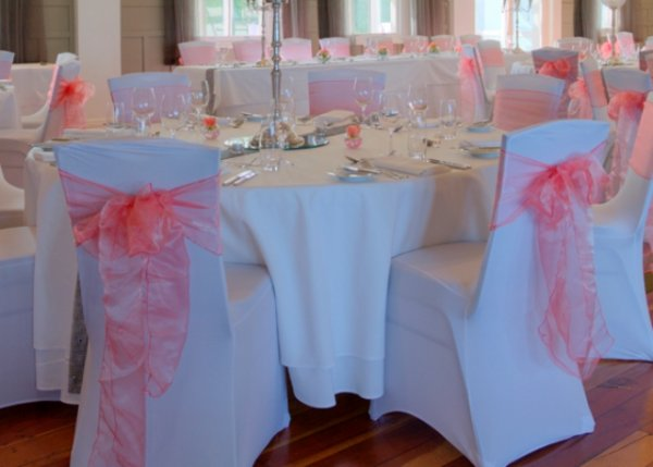 Package - Chair cover & sash