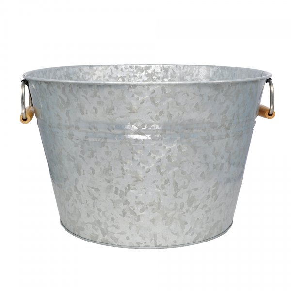 Iron drink tub, small